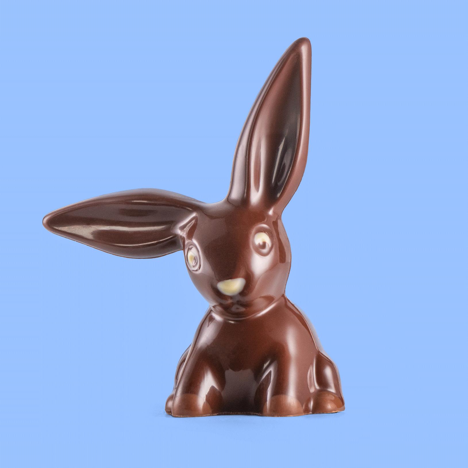 Schokoladenhase Lamiohr by Beschle