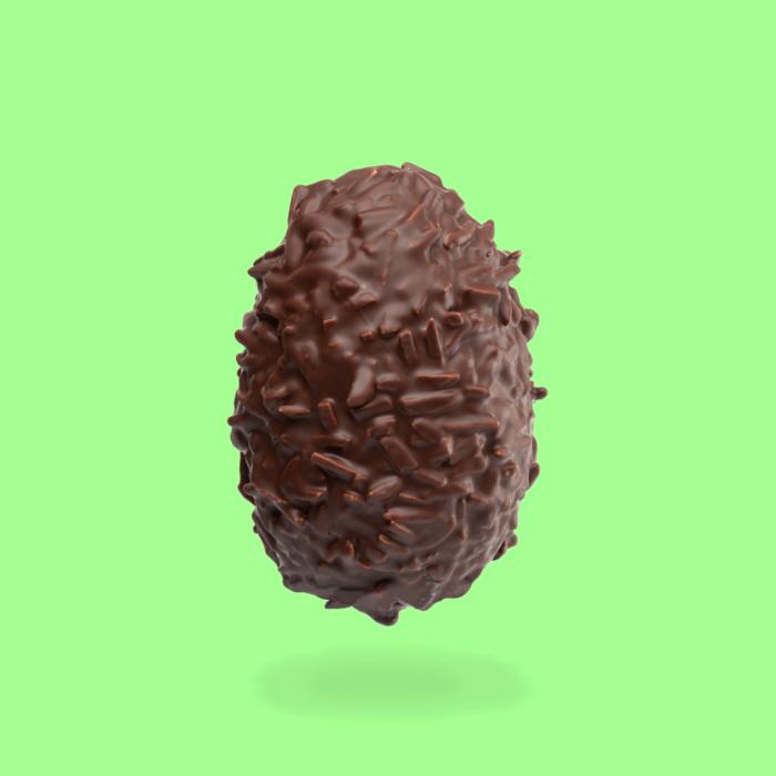 Rocher Ei by Beschle