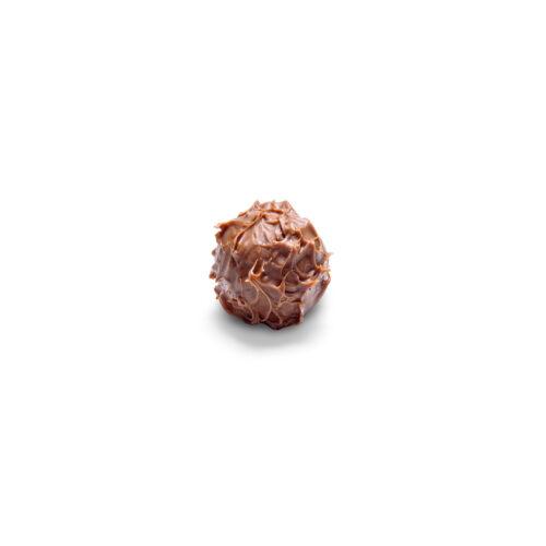 Schokoladen Praline vollmilch by Beschle Confiserie Basel